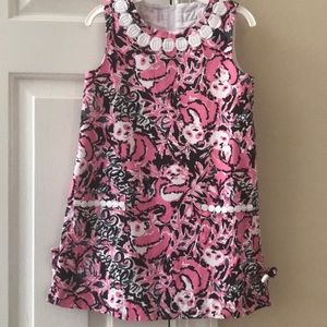 Lilly Pulitzer girl's shift size 5